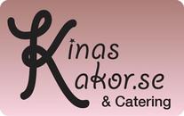 Kinaskakor & Catering logo