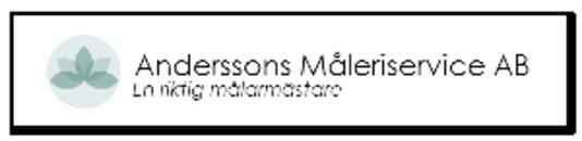 Anderssons Måleriservice AB logo