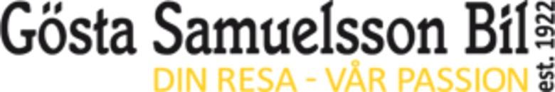 Gösta Samuelsson Bil AB logo