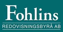 Johnny Fohlins Redovisningsbyrå AB logo