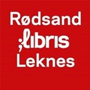 Rødsand Libris Leknes logo
