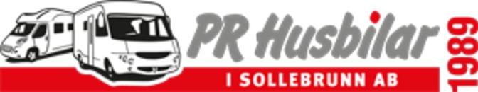 P R Husbilar AB logo