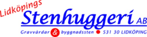 Lidköpings Stenhuggeri AB logo