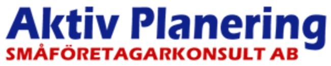 Aktiv Planering Småföretagskonsult AB logo
