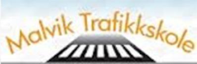 Malvik Trafikkskole AS logo