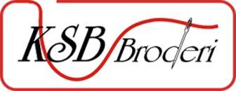 KSB Broderi logo