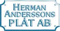 Herman Anderssons Plåt AB logo