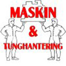 Maskin & Tunghantering logo