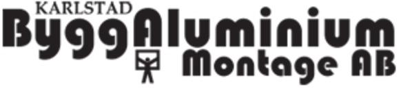 Karlstad Byggaluminium & Montage AB logo