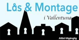 Lås & Montage i Vallentuna logo