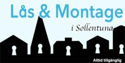 Lås & Montage i Sollentuna logo