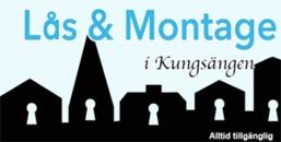 Lås & Montage i Kungsängen logo