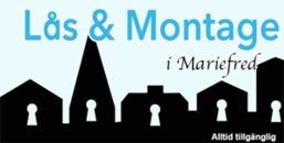Lås & Montage i Mariefred logo