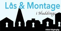 Lås & Montage i Huddinge logo