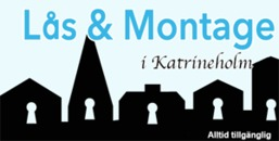 Lås & Montage i Katrineholm logo