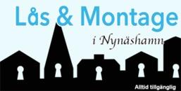Lås & Montage i Nynäshamn logo