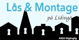 Lås & Montage på Lidingö logo