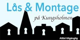 Lås & Montage på Kungsholmen logo