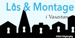 Lås & Montage i Vasastan logo