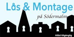Lås & Montage på Södermalm logo