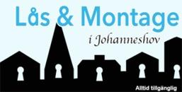 Lås & Montage i Johanneshov logo