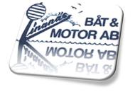 Linanäs Båt & Motor AB logo