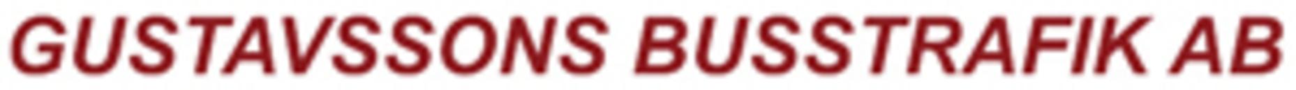 Gustavssons Busstrafik AB logo