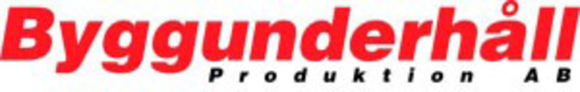 Byggunderhåll Produktion i Haninge logo