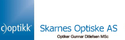 Skarnes Optiske AS logo