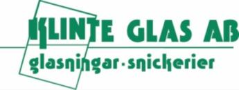 Klinte Glas logo