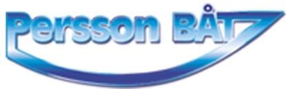 Persson Båt logo
