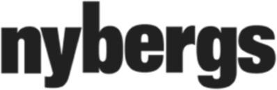 Nybergs Bil logo