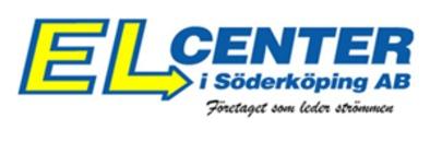 Elcenter i Söderköping AB logo