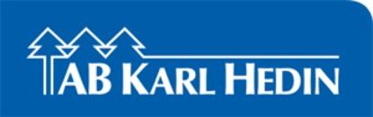 AB Karl Hedin Bygghandel logo