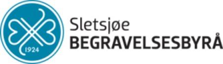 Sletsjøe Begravelsesbyrå logo