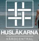 Husläkarna Falkenberg logo