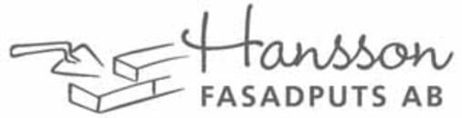 Hansson Fasadputs AB, H logo