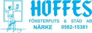 Hoffes Fönsterputs o. Städ AB logo