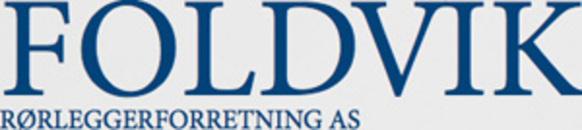 Foldvik rørleggerforretning logo