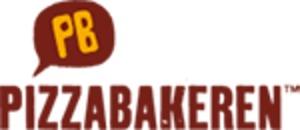 Pizzabakeren Frakkagjerd logo