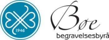 Bøe Begravelsesbyrå AS logo