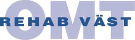 OMT REHAB Väst AB logo