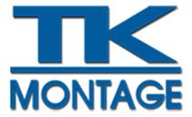 TK Montage Vest og KBH ApS logo
