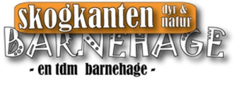 Skogkanten Dyr & Naturbarnehage AS logo