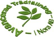 Avancerad Trädfällning i Nora AB logo