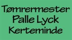 Tømrermester Palle Lyck Jakobsen logo