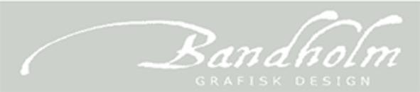 Bandholm Grafisk Design logo