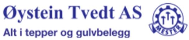 Øystein Tvedt AS logo