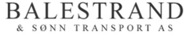 Balestrand & Sønn Transport AS logo