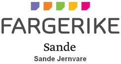 Fargerike Sande Jernvare logo